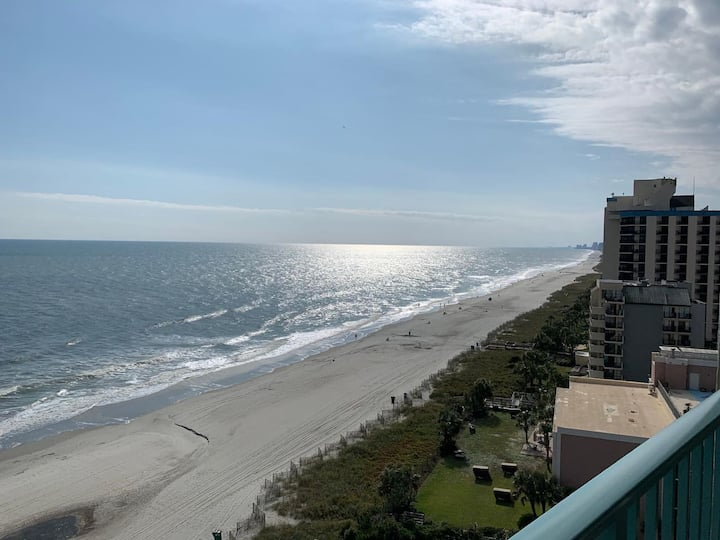 ★OCEANFRONT SUN & FUN★♛Queen Beds★Pools★Hot Tubs★More★SBe