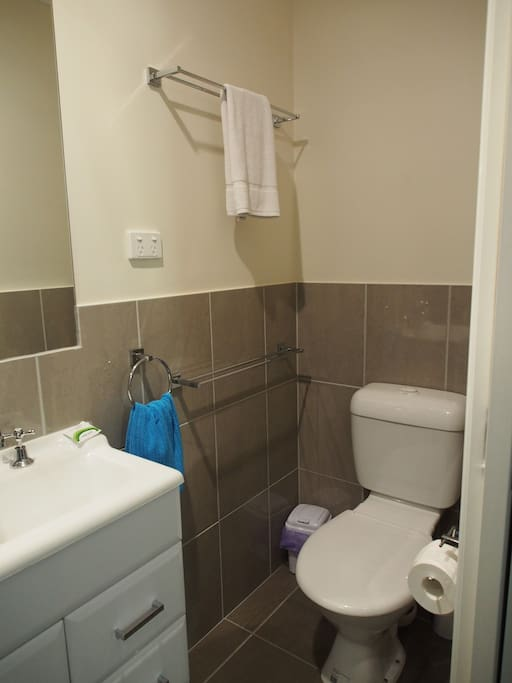 Ensuite off the main bedroom