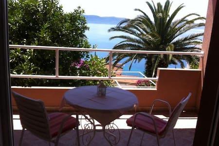 Apartament A2+1 with sea view - Igrane