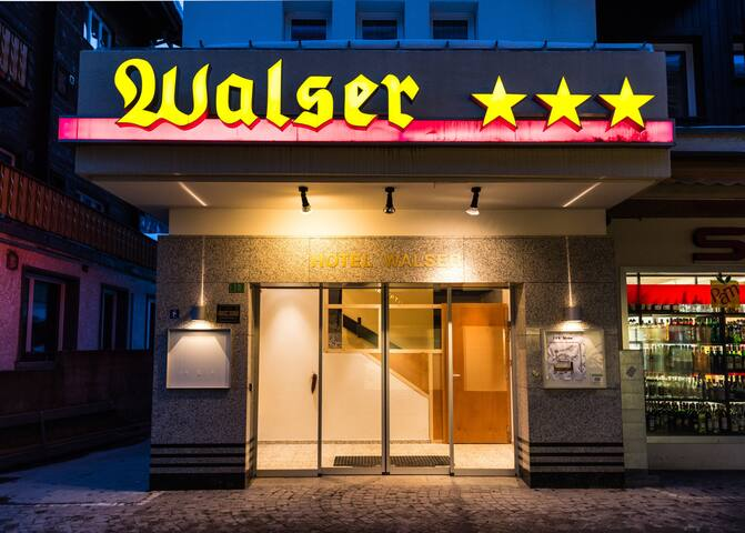 Hostel Walser EZ