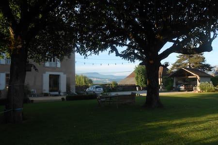 Maison De Vacances Lacs et Montagnes - Saint-Jean-d'Avelanne - Ház