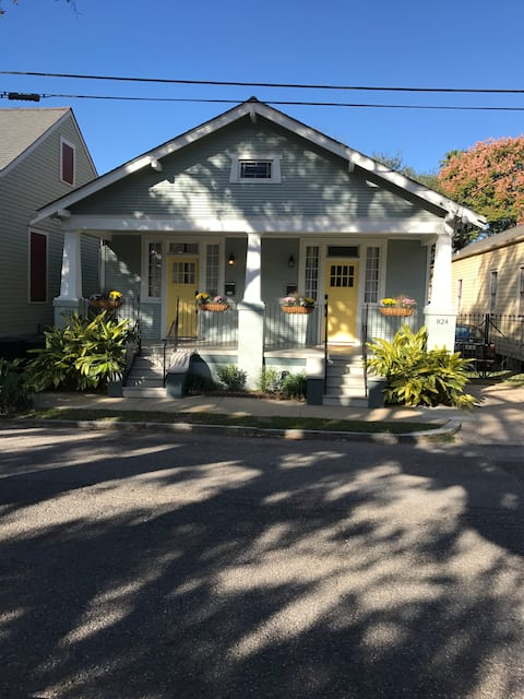 Historic Bywater Craftsman