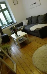 Gemütliches Zimmer in Altbauwohnung - Eschweiler - Διαμέρισμα