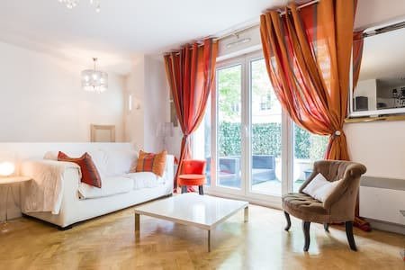 Duplex très coquet proche Paris - Poissy