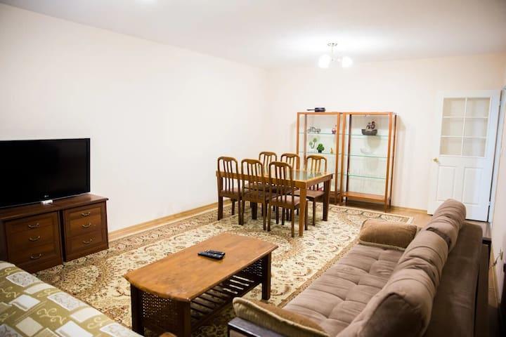 Просторные 4ых комнатные апартаменты на Набережной