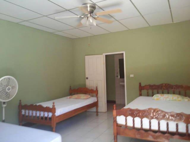 Habitación Ometepe