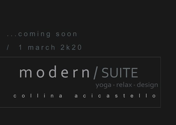 Modern SUITE - yoga  relax  design