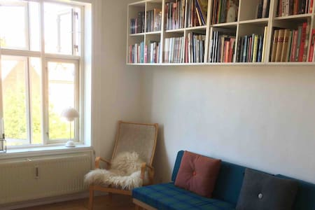 Trendy apartment in the heart of Nørrebro