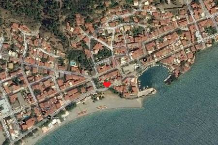 Apartment in Naupactus Castle near the beach - Nafpaktos - アパート