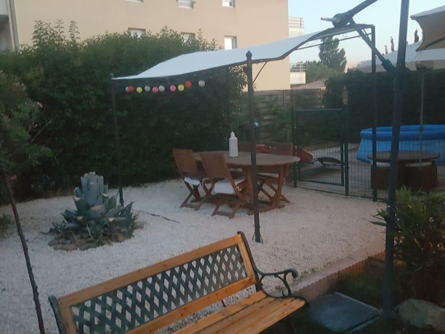Jolie t2 avec jardin appartements louer salon de provence provence alpes c te d 39 azur france - Appartement a louer salon de provence ...
