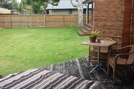 Bedroom available in quiet Mullumbimby house - Mullumbimby - Hus