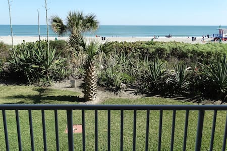 AMAZING Direct Oceanfront Boardwalk LUXURY CONDO! - Cocoa Beach