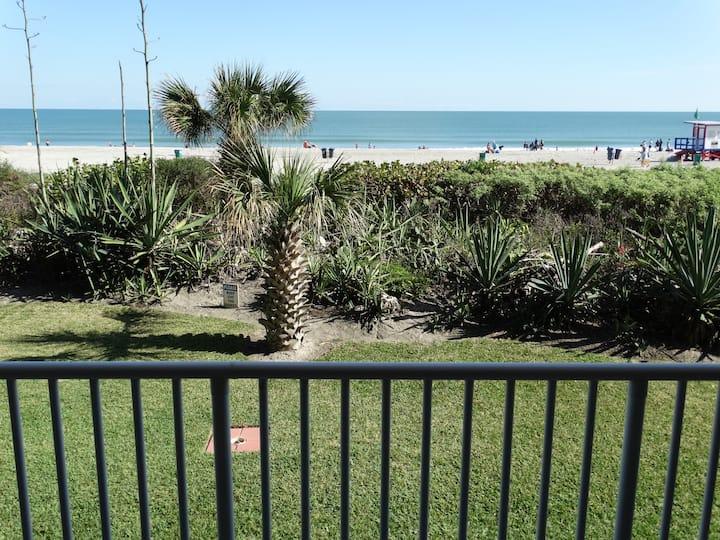 AMAZING Direct Oceanfront Boardwalk 104 CONDO!