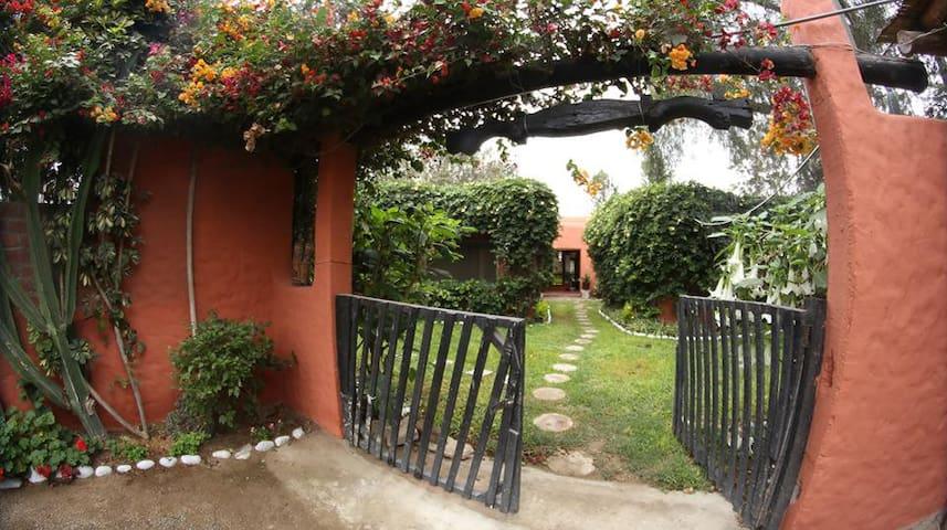 Casa Campo en Pachacamac - Eventos con alojamiento
