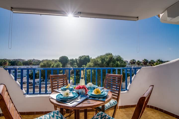 ☼Posidonia - Apartment at the beach of Cala Marçal