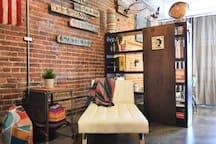 ittybitty: a loft by Hostel KC | Bottom Bunk