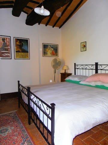 La Casetta, intimità e bellezza - Montisi - Apartament