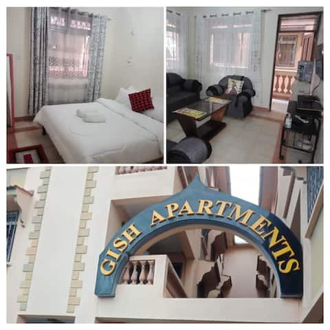 Stylish 1bdrm Wifi, Nyali Msa, 5mins 2 nyali beach