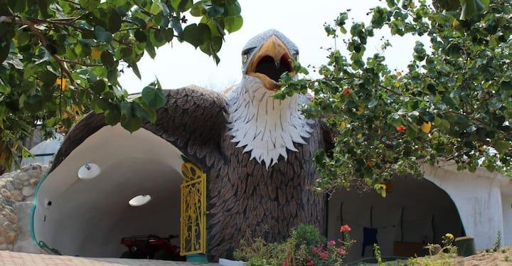 La Casa del Águila, Puerto Escondido, Oaxaca