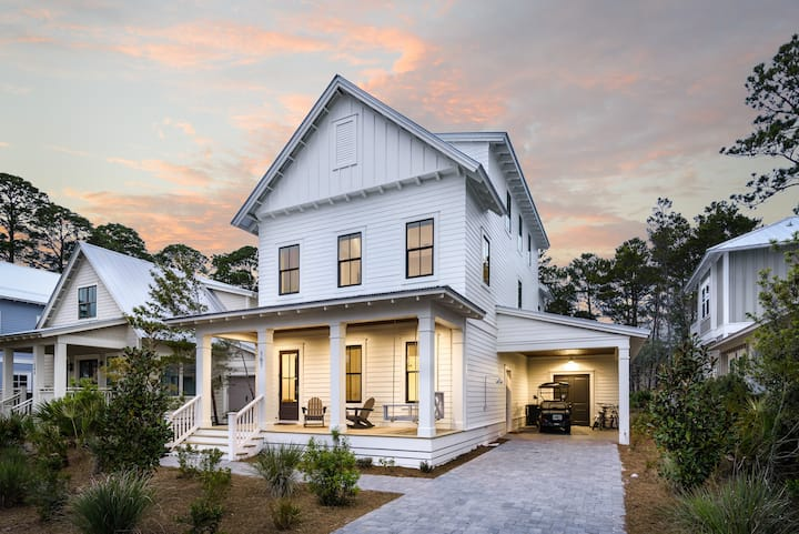 Southern Sand: NEW Beach House