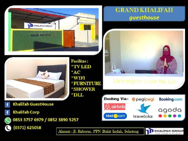 GRAND KHALIFAH guesthouse