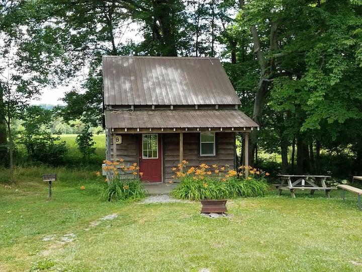Rustic Cabin 8
