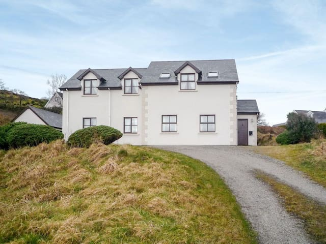 Strandview House, Annagry, Donegal