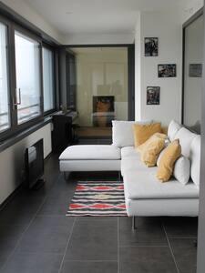 Luftbett oder Sofa in Zürich Hardbrücke - Zürich - Bed & Breakfast