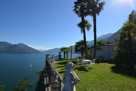 Casa Vista Radiosa 2  Ascona - Lago Maggiore - อัสโกนา
