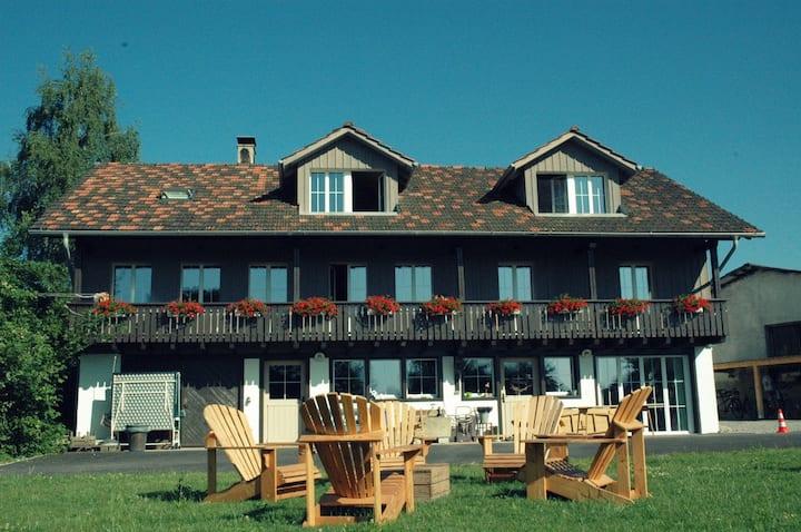 Ferienwohnung Seewiese am Nussbaumersee