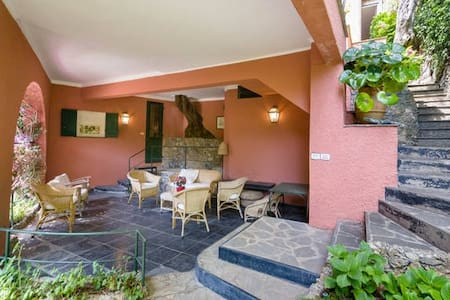 Apartment in house with terraces - Portofino