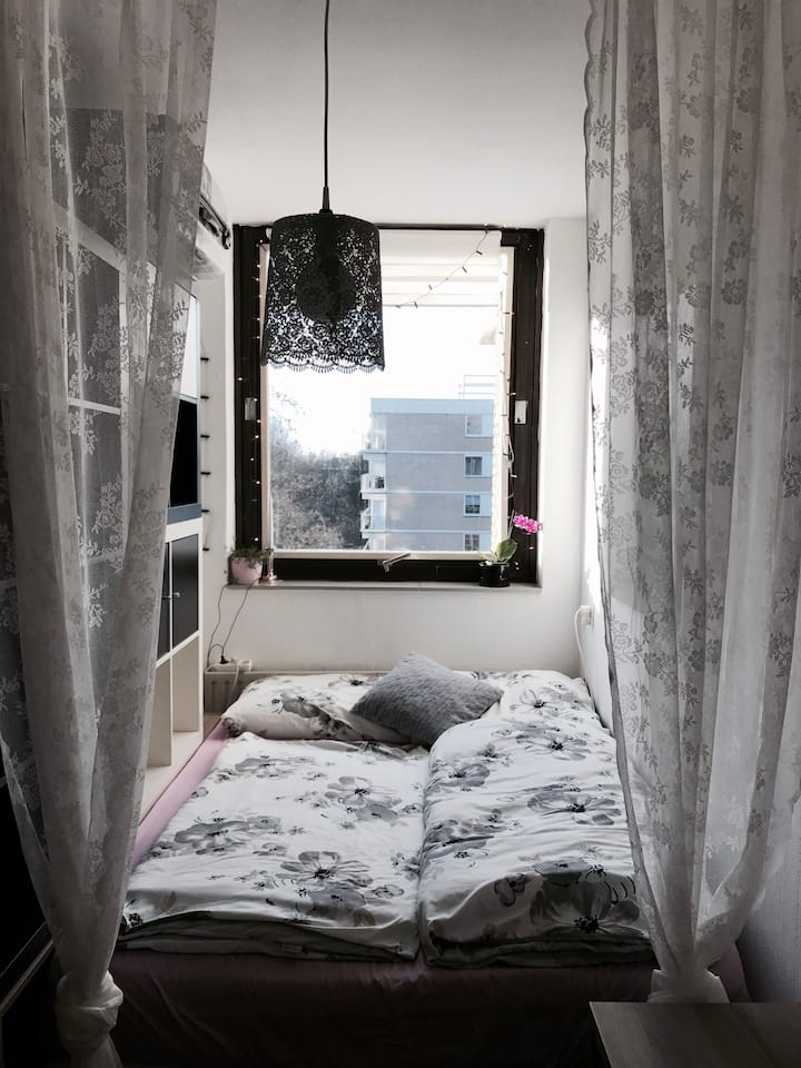 Cozy room for two