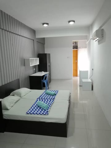 Clean & Budget Homestay at West City Kampar