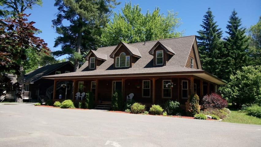 The Miller at Patterson Kaye Resort, Lake Muskoka