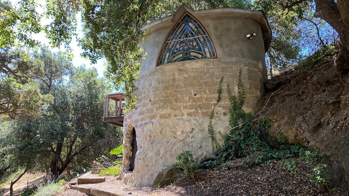 "Mini ""Castle"" at Magical Malibu Ranch"