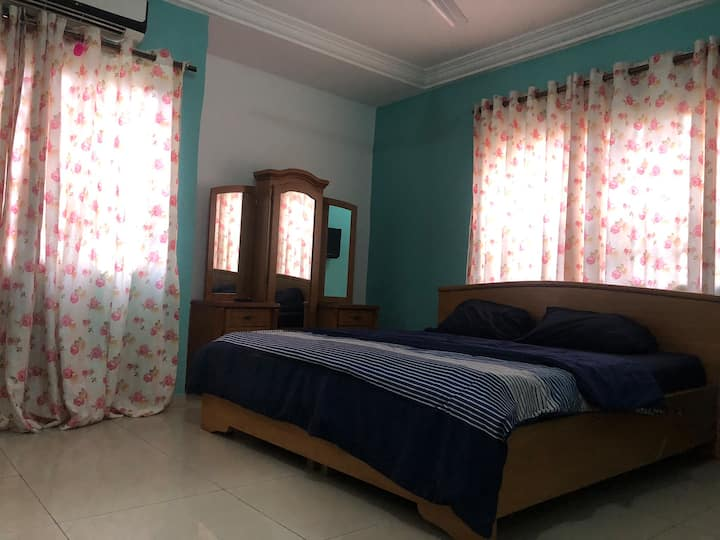 Space at North Legon (room 2)