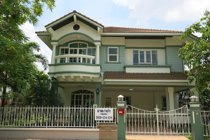 4BR•Detached House•NearSuvarnabhumi