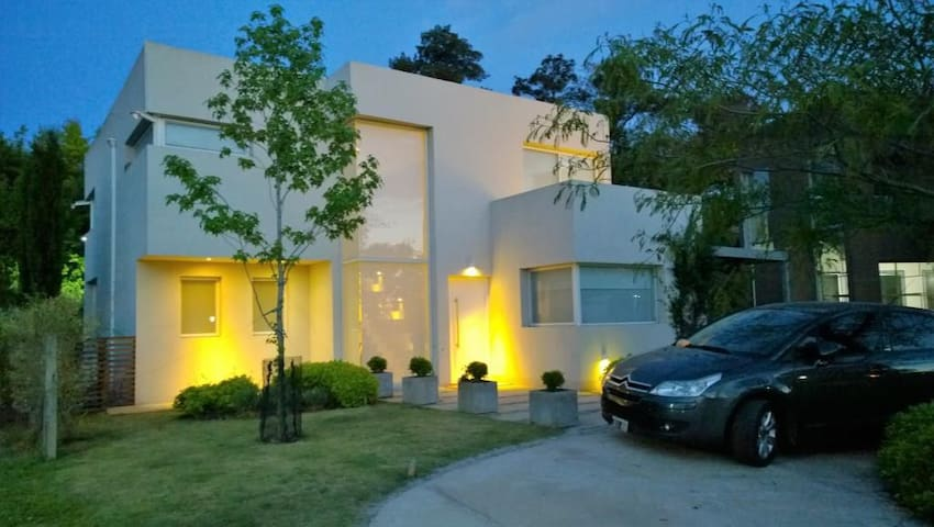 House at Pilar, private neighborhood
