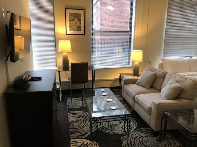 507 Stylish Studio in the Heart of Boston!