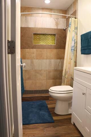 Attached Bath