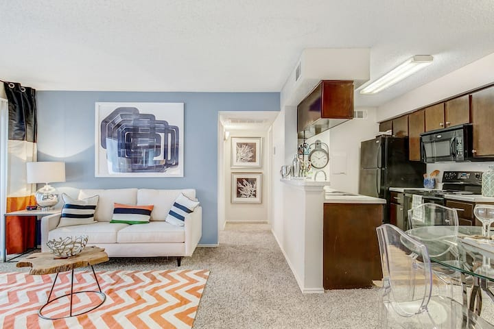 Cozy apartment for you | 1BR in Dallas