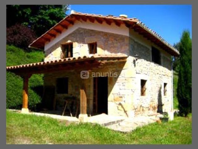 Casa de piedra en plena naturaleza. - Castañeda - Hus