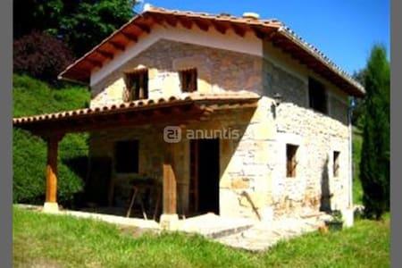 Casa de piedra en plena naturaleza. - Castañeda - 獨棟