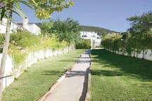 Casa en Higuera de la Sierra,tranquila y acogedora