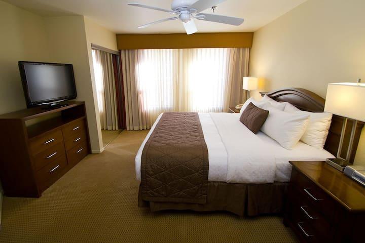 Villas de Santa Fe - One Bedroom - DRI