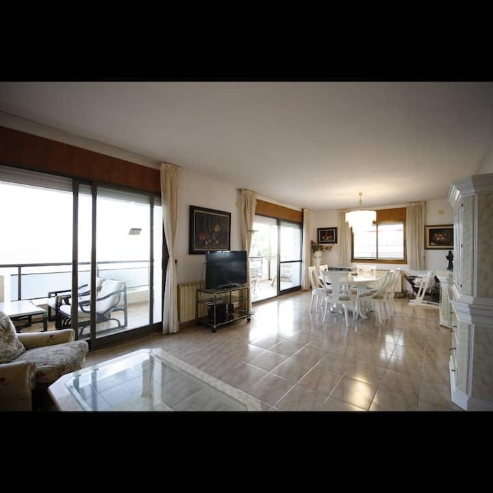 NIce apartment facing the sea ¡¡