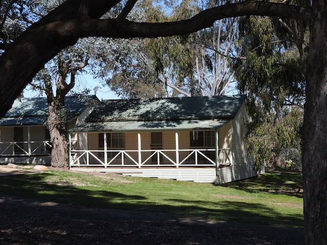 1 Bedroom Self Contained Spa Cottage