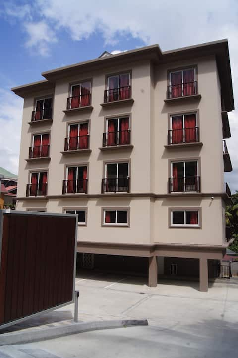 fully furnished apartments in the main town