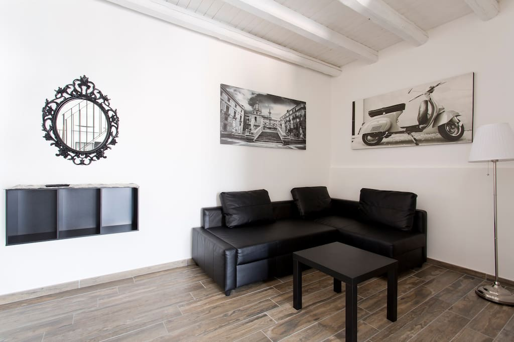 Apartment palermo appartamenti in affitto a palermo for Appartamenti arredati in affitto a palermo