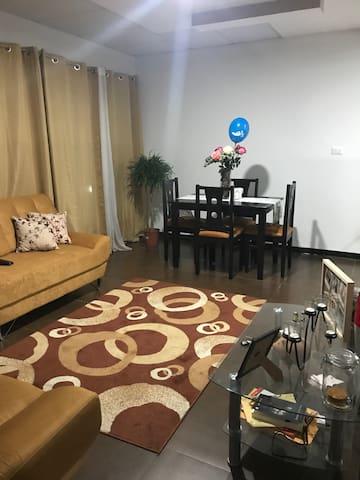 Habitación privada en apartamento - San Isidro - Apartemen